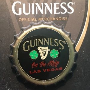 %% NEW Guinness Collectors Pin LAS VEGAS Edition
